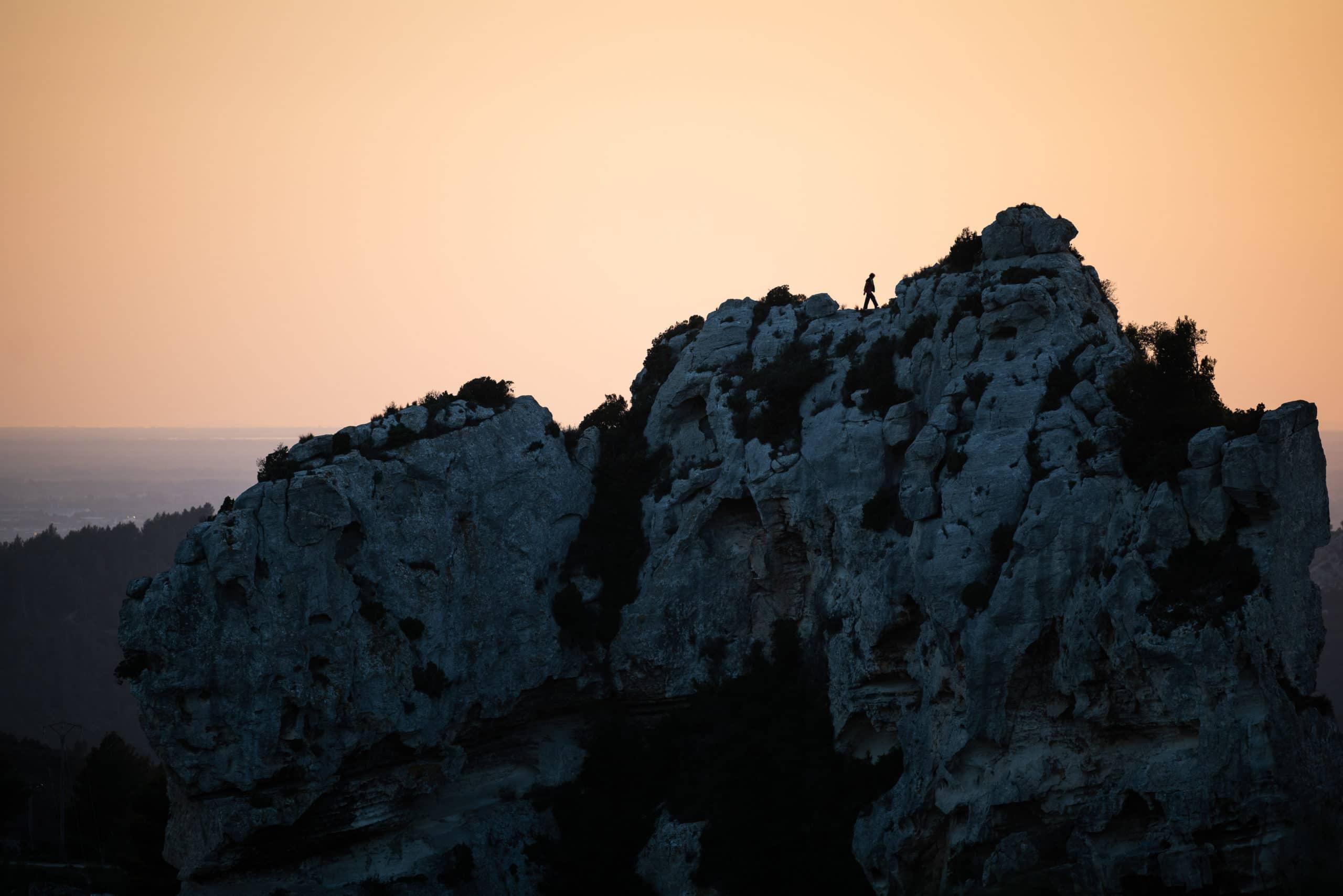 Lifestyle Aufnahme des Dorfs Les Baux de Provence Frankreich für Tourismus Marketing Zwecke |Landschaftsfotograf für Tourismusfotografie in Osnabrück Münster Bielefeld NRW Niedersachsen und bundesweit