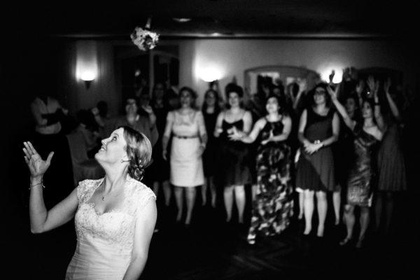 Hochzeitsreportage - Typisches Beispiel für eine spontane Aufnahme
