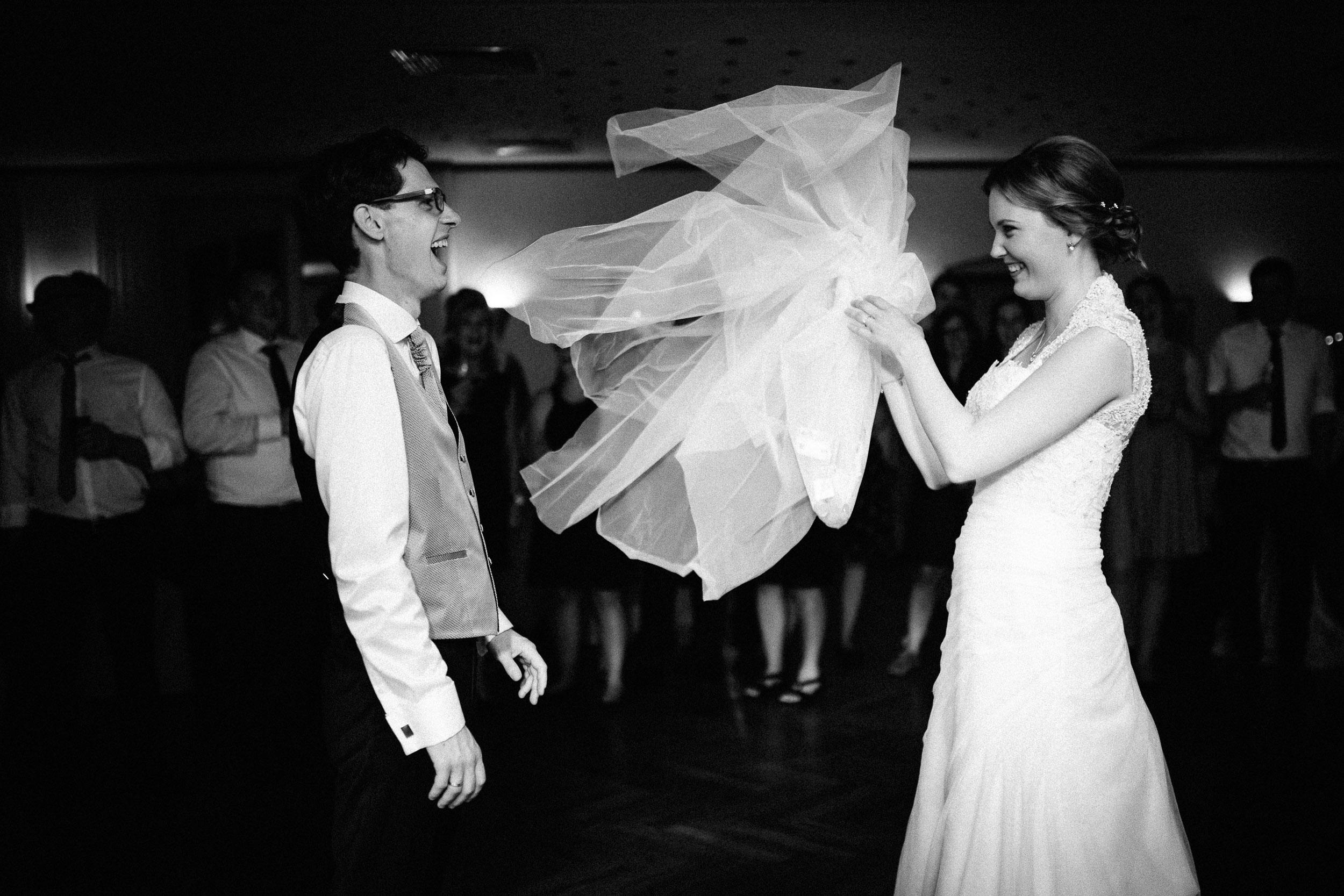 Hochzeitsfotograf Beispiel einer Momentaufnahme