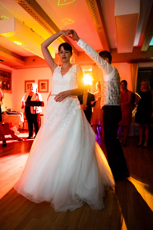 Hochzeitsfotograf Münster - Die Party