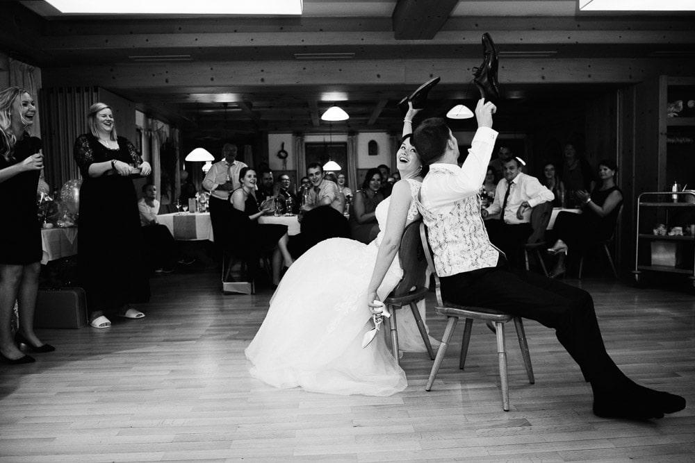 Übereinstimmiungsspiel Hochzeit