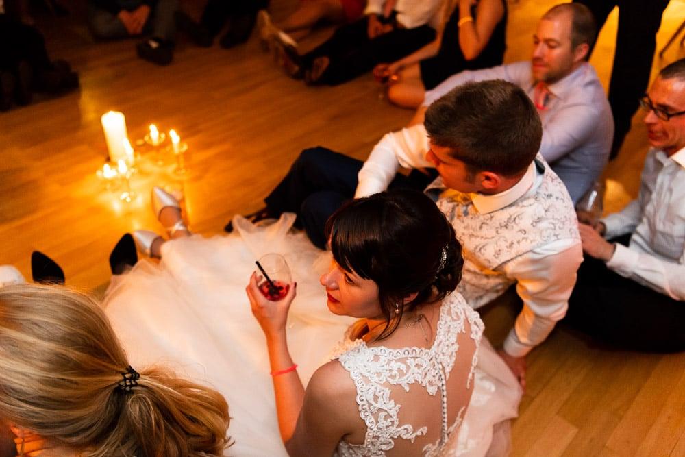 Hochzeit Lagerfeuer