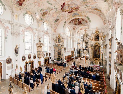 Hochzeitsfotos bei der kirchlichen Trauung (oder Fotoverbot?)