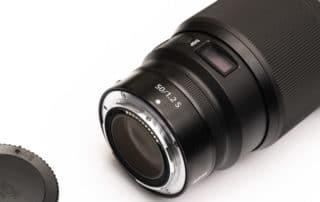 Nikon Nikkor Z 50mm f/1.2 S: Ein erster Praxis Test (Hinterlinse)