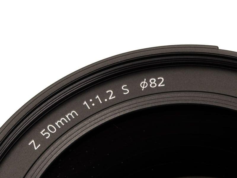 Nikon Nikkor Z 50mm f/1.2 S: Ein erster Praxis Test (Filtergewinde)
